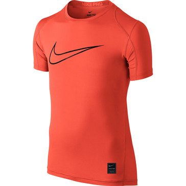 Nike Big Boys' Pro Cool HBR Fitted Top