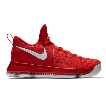 Nike Zoom KD 9 Men's Basketball Shoe University Red/ White