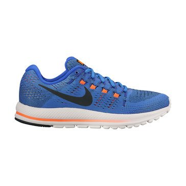 Nike Air Zoom Vomero 12 Men's Running Shoe Medium Blue/ Black/ Paramount Blue