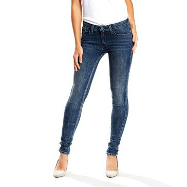Levi Women's 535 Super Skinny Jeans Witching Hour