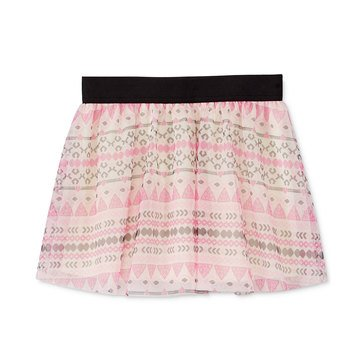 Epic Threads Little Girls' Print Tulle Skirt