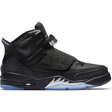 Jordan Son of Mars Low Men's Basketball Shoe Black/ Silver/ Anthracite