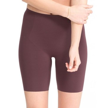 Spanx Targeted Mid-Thigh Short Chestnut