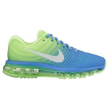 Nike Air Max 2017 Women's Running Shoe Polar/ White/ Ghost Green