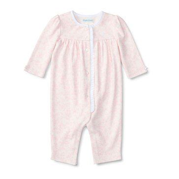Ralph Lauren Baby Girls' Floral Coverall