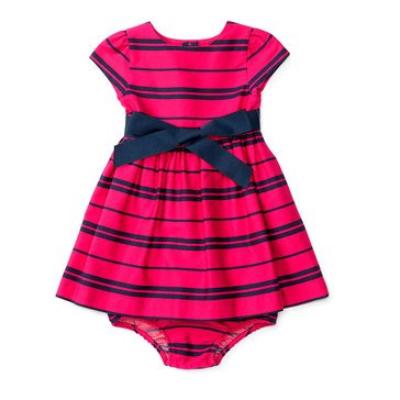 Ralph Lauren Baby Girls' Fit & Flare Dress