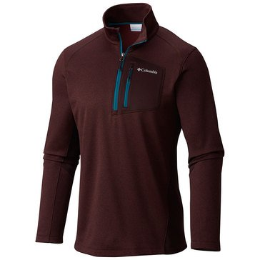 Columbia Men's Jackson Creek Cinder 1/2 Zip