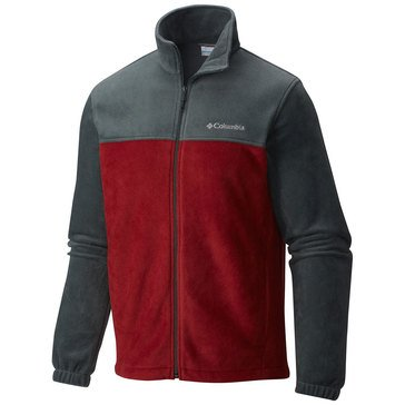Columbia Men's Steens Mountain Full Zip 2.0 Green