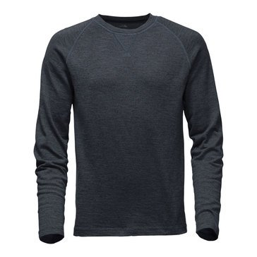 The North Face Men's Long Sleeve Cooperwood Navy Crew