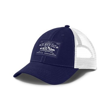 The North Face Men's Mudder Mountain Scenic Navy Trucker