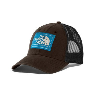 The North Face Men's Mudder Logo Brown Trucker