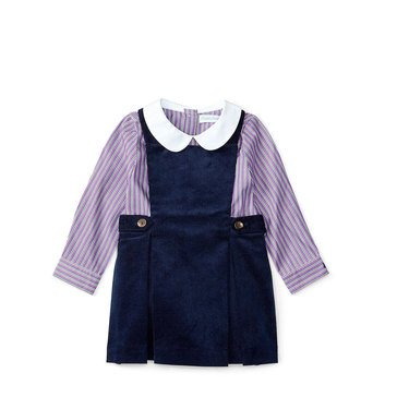 Ralph Lauren Baby Girls' Corduroy Jumper Set