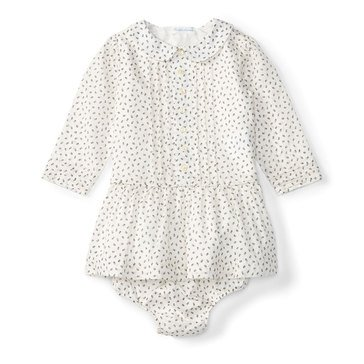 Ralph Lauren Baby Girls' Pleated Dress