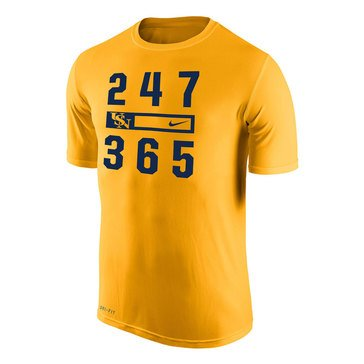 Nike  Men's 247/365 With Navy Seal Dri-Fit  Legend Short Sleeve Tee