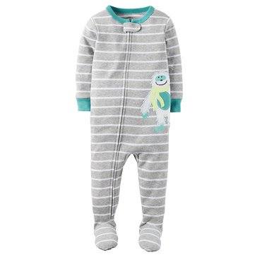 Carter's Toddler Boys' 1-Piece Cotton Pajama