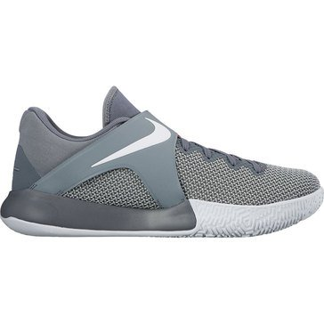 Nike Zoom Live 2017 Men's Basketball Shoe Cool Grey/ White/ Pure Platinum