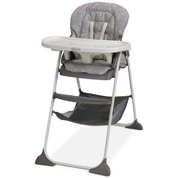 Graco Slim Snacker Highchair, Whisk