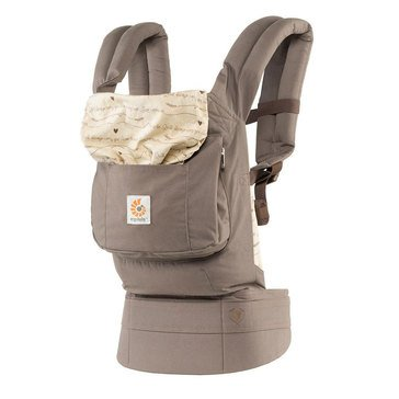 Ergobaby Original 3-Position Baby Carrier, Love Notes