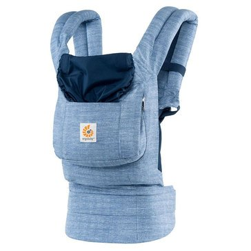 Ergobaby Original 3-Position Baby Carrier, Vintage Blue