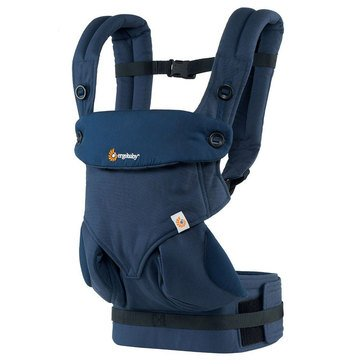 Ergobaby 4-Position 360 Baby Carrier, Midnight Blue