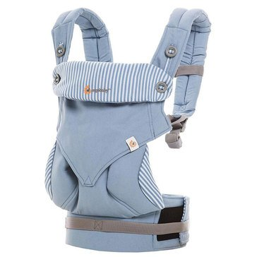 Ergobaby 4-Position 360 Baby Carrier, Azure Blue