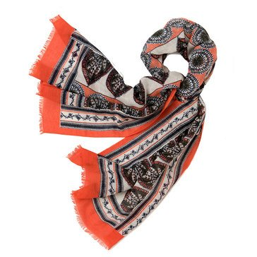 Spartina 449 Retreat Palmetto Paisley Scarf