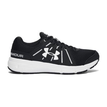 Under Armour Dash 2 Women's Running Shoe Black/ White/ White