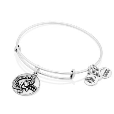 Alex and Ani Aquarius III Bangle