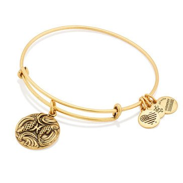 Alex and Ani Pisces III Bangle