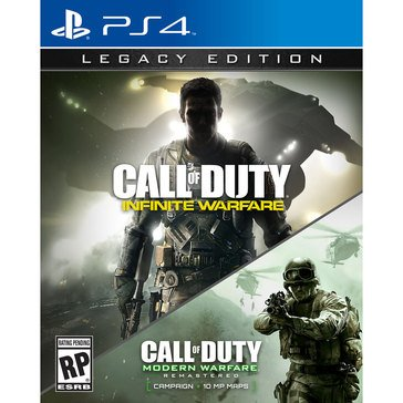 PS4 Call of Duty Infinite Warfare Legacy Edition