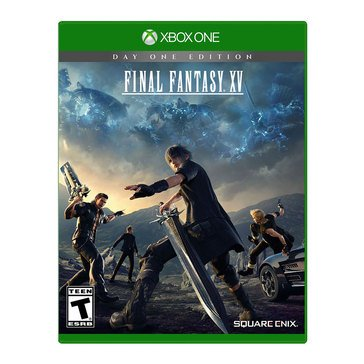 Xbox One Final Fantasy XV Day 1