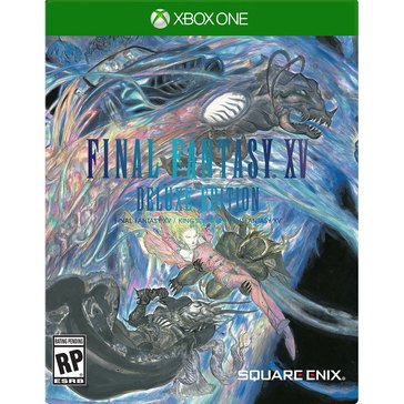 Xbox One Final Fantasy XV Delux Edition