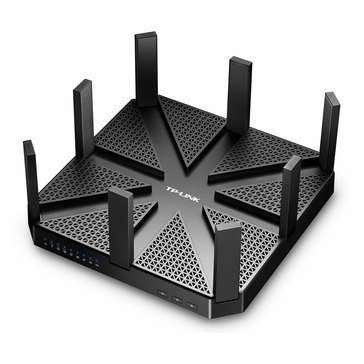 TP-LINK AC5400 Wireless Tri-Band MU-MIMO Gigabit Router (ARCHER C5400)