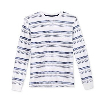 Epic Threads Little Little Boys' Ron Stripe Thermal
