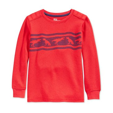 Epic Threads Little Boys' Dino Stripe Thermal