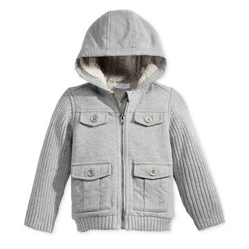 First Impressions Baby Boys' Cargo Jacket