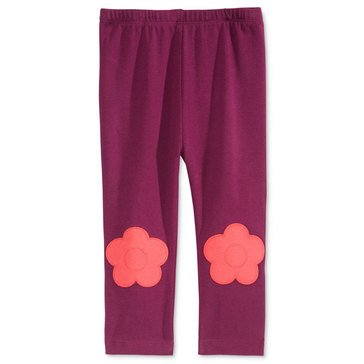 First Impressions Baby Girls' Flower Patches Legging