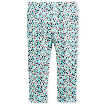 First Impressions Baby Girls' Ditsy Print Leggings
