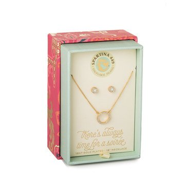 Spartina 449 Necklace & Earring Set Soiree
