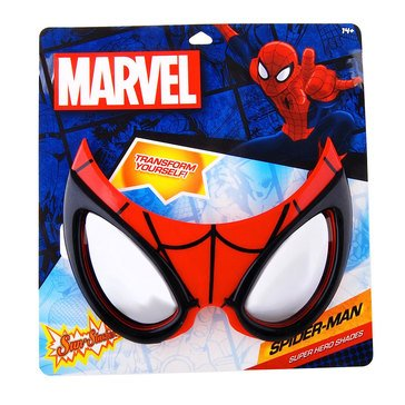 DC Heroes Spiderman Sun Shade Mask