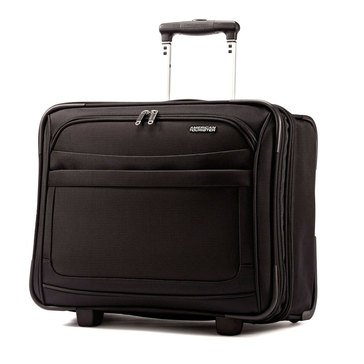 American Tourister Ilite Max Boarding Bag - Black