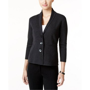 Alfani Milano Stitch Button Jacket