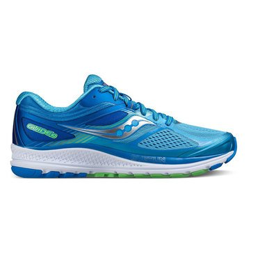 Saucony Guide 10 Women's Running Shoe Light Blue/ Blue