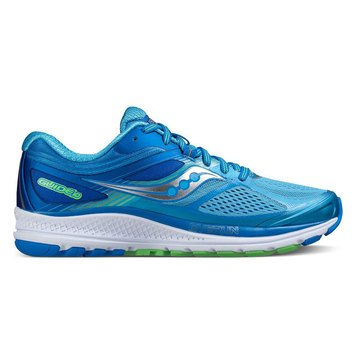 Saucony Guide 10 (Wide) Women's Running Shoe Light Blue/ Blue