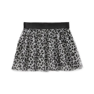 Epic Threads Little Girls' Leopard Print Tulle Skirt