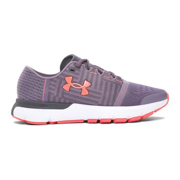 Under Armour Speedform Gemini 3 Women's Running Shoe Flint/ Rhino Grey/London Orange