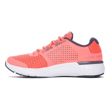 Under Armour Micro G Fuel Women's Running Shoe London Orange/ White/ Phi no Grey