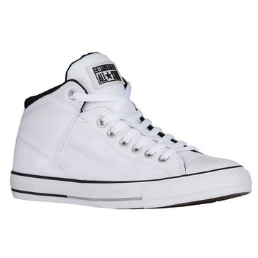 Converse Chuck Taylor All Star High Street High Top Men's Shoe White/ Black/ White