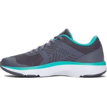 Under Armour Micro G Press Women's Training Shoe Rhino Gray/ Neptune/ Overcast Gray