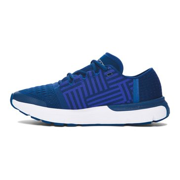 Under Armour Speedform Gemini 3 Women's Running Shoe Blackout Navy/ Deep Periwinkle/ White